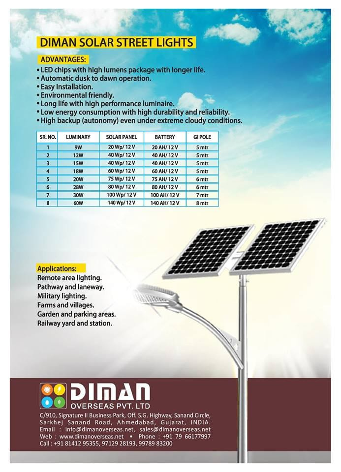 Download Brochure Diman Solar